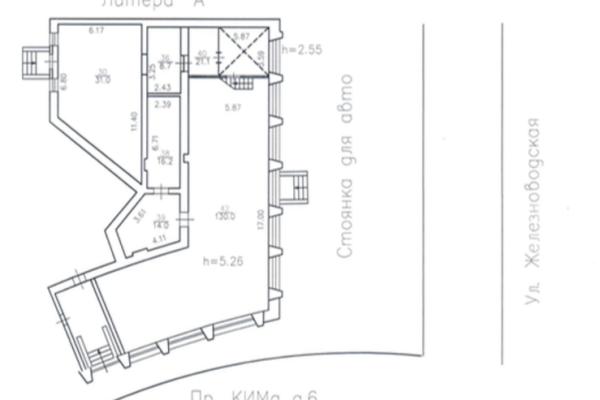 340 кв.м 1 этаж