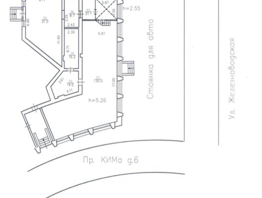 340 кв. м 1 этаж