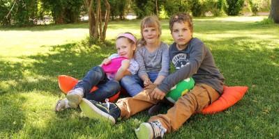 детский лагерь в спб