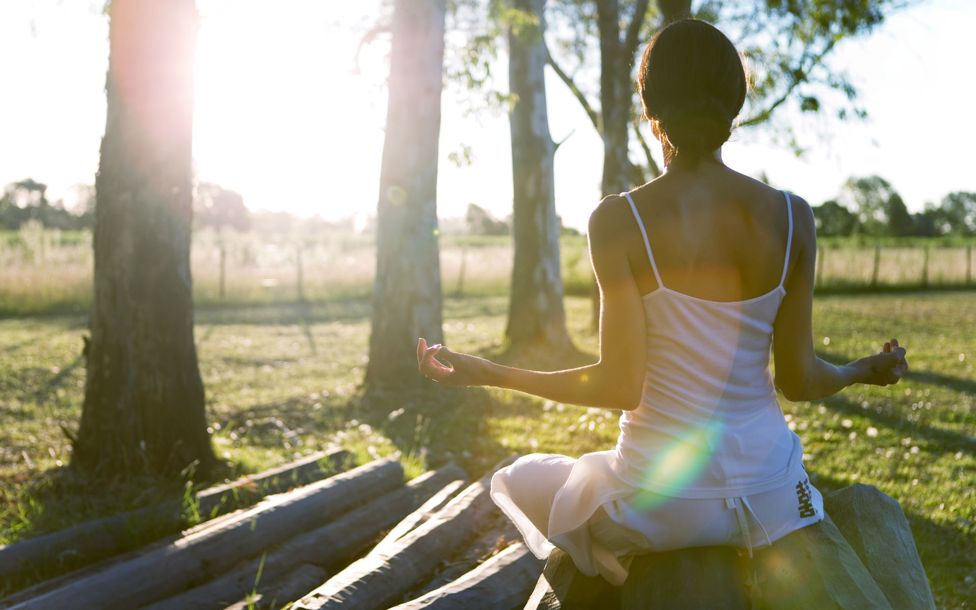 Комплекс йоги для отдыха