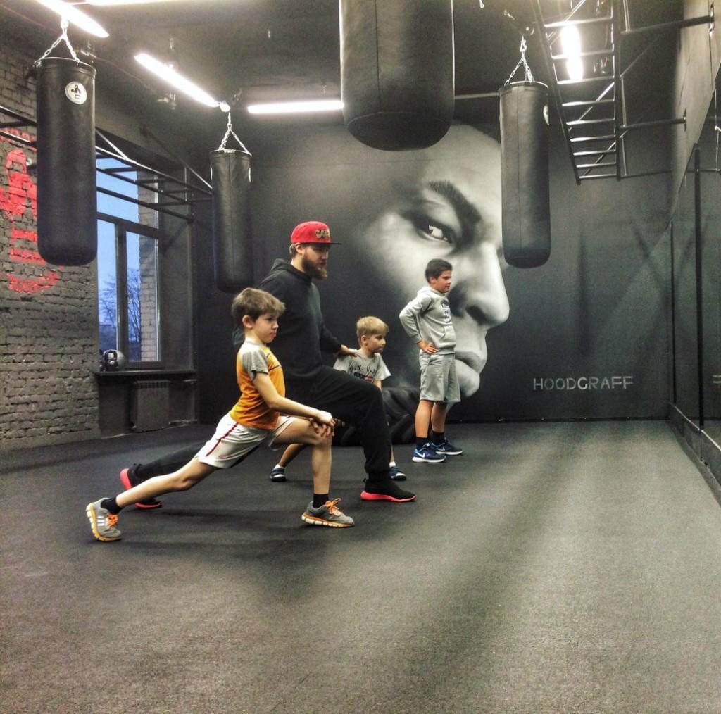 Школа бокса
