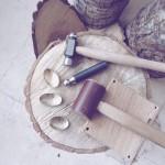 Мастер-класс по ложке в технике ручной ковки