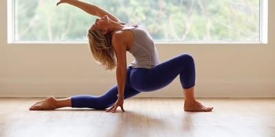 йога в августе