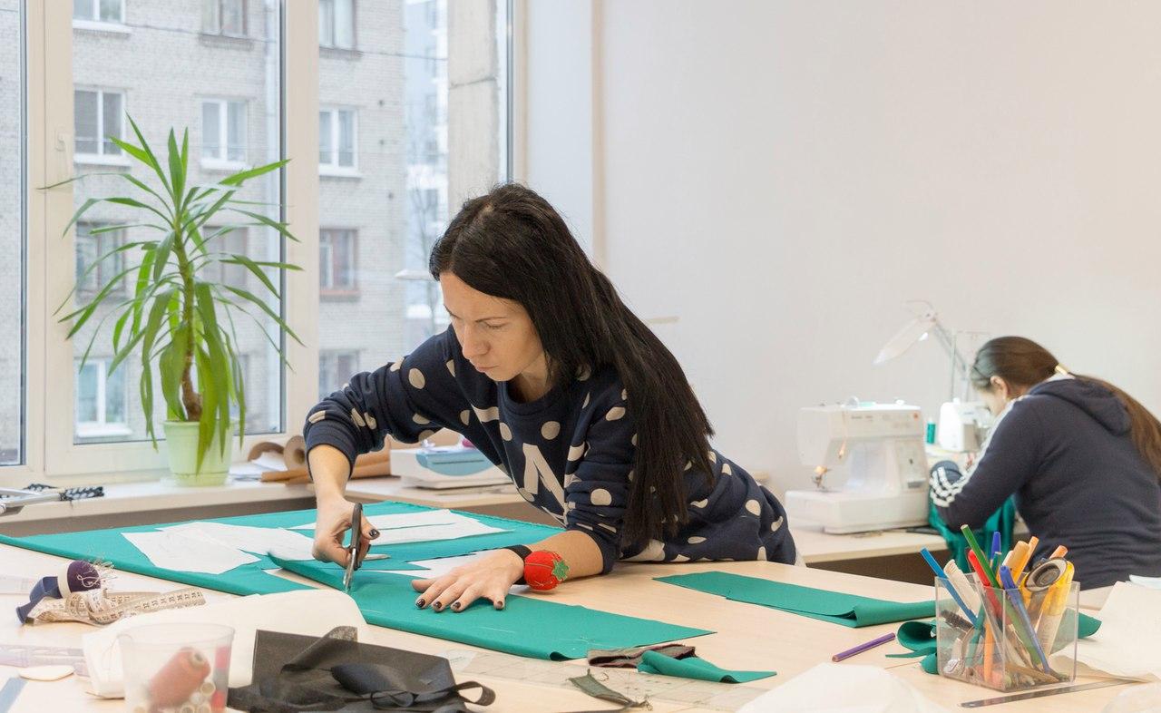 студия кройки и шитья