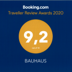 Traveler Review Award 2020