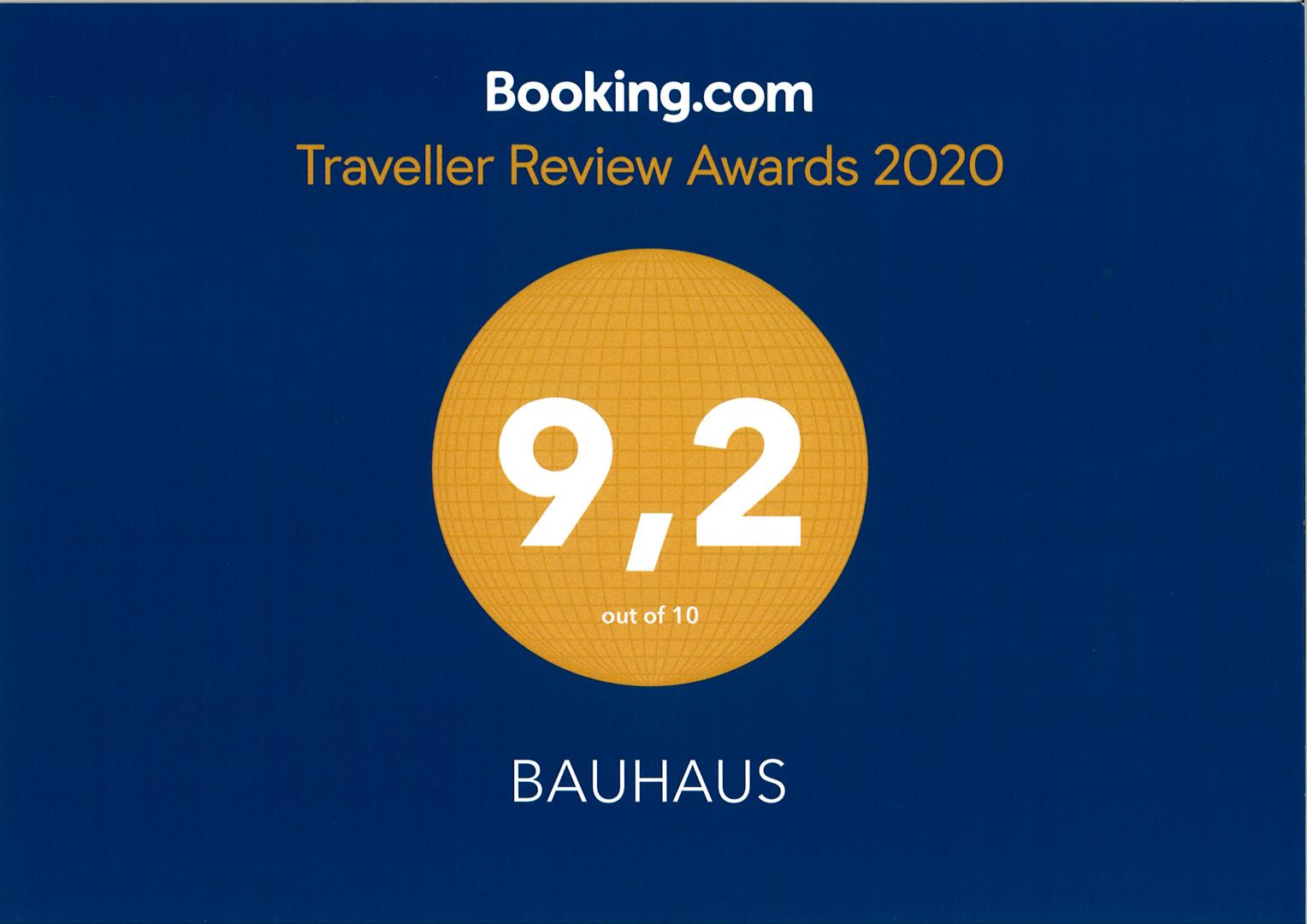 Traveler Review Award 2020